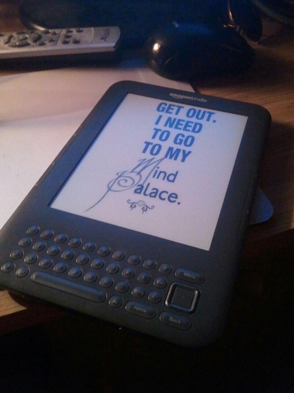 Jailbreak Kindle keyboard